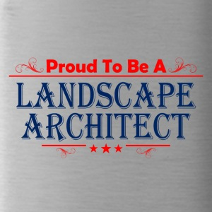 Proud to be landscape architect - Water Bottle