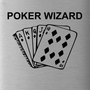 Wizard Poker - Borraccia