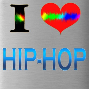 Amo HIP HOP - Borraccia