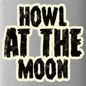 Werewolf / Halloween: Howl At The Moon - Water Bottle