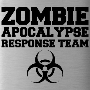 Zombie: Zombie Apocalypse Response Team - Water Bottle