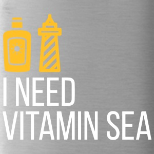 I Need Vitamin Sea! - Water Bottle