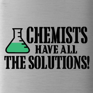 chemists have all the solutions - Trinkflasche