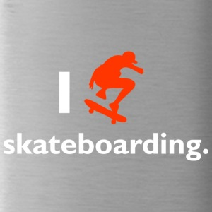 skateboard - Borraccia
