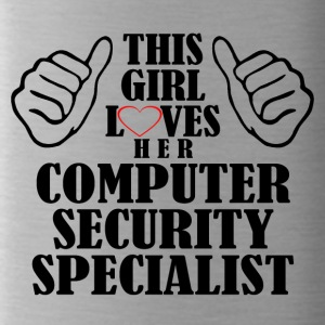 computer security specialist - Water Bottle