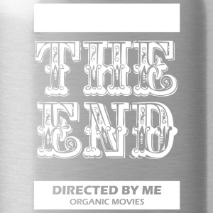 theendmovie wite - Drinkfles