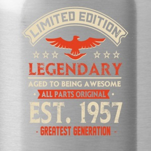 Limited Edition Legendary Est 1957 - Trinkflasche