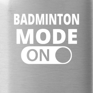 MODE ON BADMINTON - Borraccia