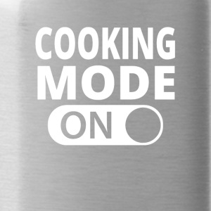 MODE ON COOKING - Trinkflasche