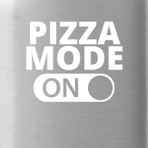 MODE ON PIZZA - Trinkflasche