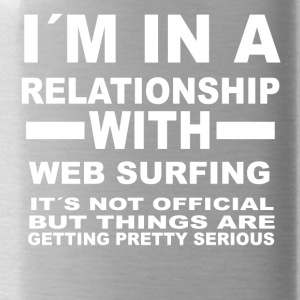 Relationship with WEB SURFING - Water Bottle