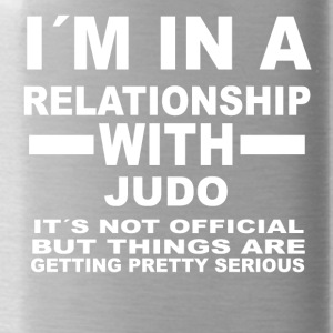 relationship with JUDO - Trinkflasche
