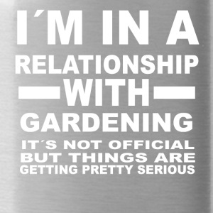 Relationship with GARDENING - Water Bottle