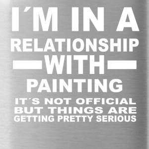 Relationship with PAINTING - Water Bottle