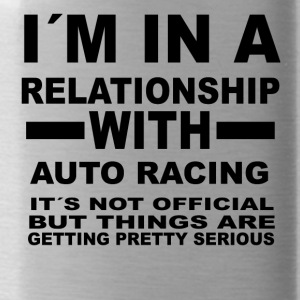 Relationship with AUTO RACING - Water Bottle