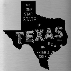 Texas - Estados Unidos - Cantimplora