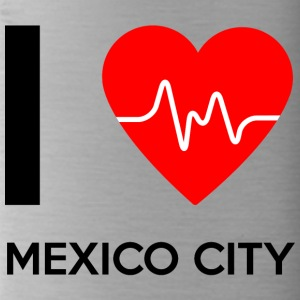 I Love Mexico City - I Love Mexico City - Drikkeflaske