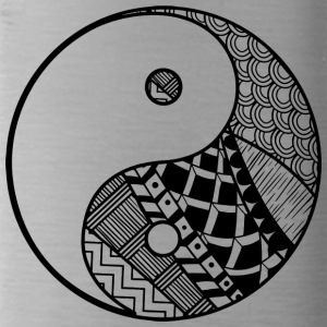Decorative Yin-Yang - Borraccia