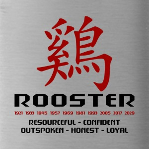 Year of The Rooster - Water Bottle