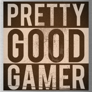 PRETTY BON GAMER. - Gourde