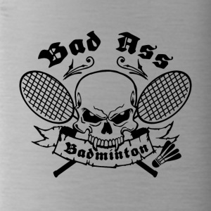 BAD ASS BADMINTON - Water Bottle