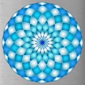 Blue Mandala - Water Bottle