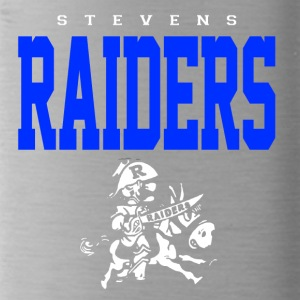 Stevens Raiders with horse - Water Bottle