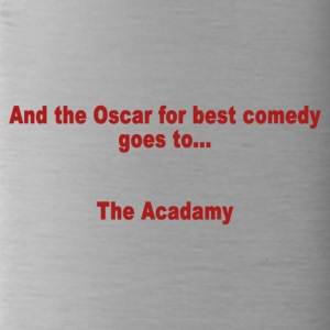 And the Oscar for best comedy goes to ... the Acada - Water Bottle