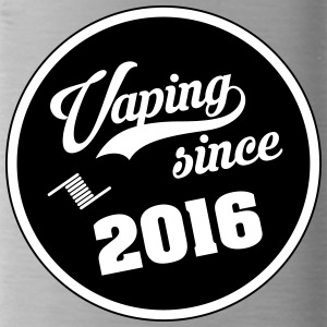 Vaping since 2016 - Trinkflasche