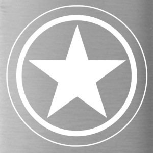 Star Logo - Water Bottle