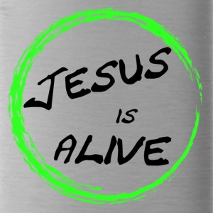 Jesus is alive - Water Bottle