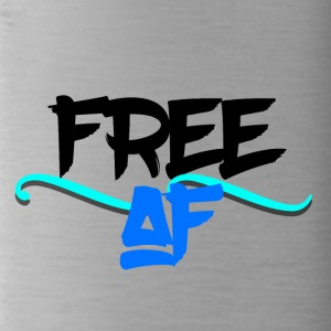 Free as fuck - Water Bottle