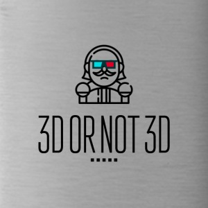 3D or Not 3D - Water Bottle