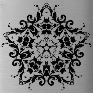 Ornament - Damask - Water Bottle