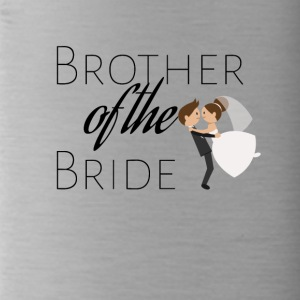 Brother of the bride - Water Bottle