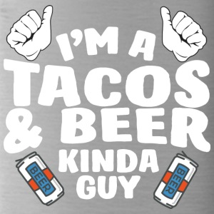 49 kind of guy tacos - Trinkflasche