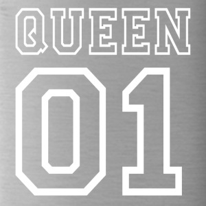 Queen 01 - Drinkfles
