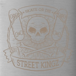 Skate of Die - Street Kingz - Drinkfles