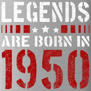 LEGENDS ARE BORN IN 1950 BIRTHDAY CHRISTMAS SHIRT - Water Bottle
