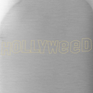 Hollyweed Shirt - Trinkflasche