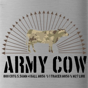 Army cow - Water Bottle