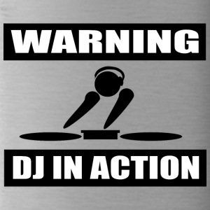 DJ ACTION - Water Bottle