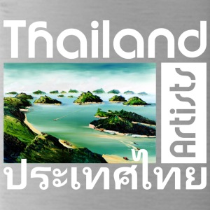Thailand Theme: Ang Thong, Marine  Park - Water Bottle