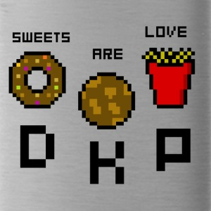 Sweets Are Love - DKP - Trinkflasche