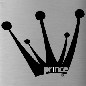 Crown, crown, prince, prince - Water Bottle