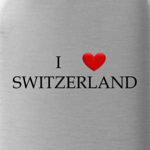 switzerland - Water Bottle
