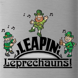 Irish Leaping Leprechauns - Trinkflasche
