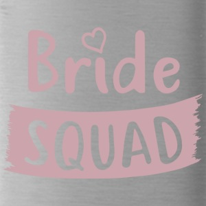 Bachelorette Party - BRIDE SQUAD - Water Bottle