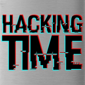 HACKING TIME HACKER - Drinkfles
