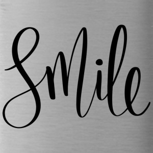 Smile - Water Bottle